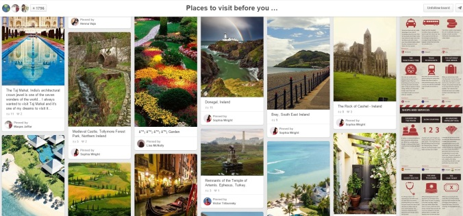 100 places to visit before you