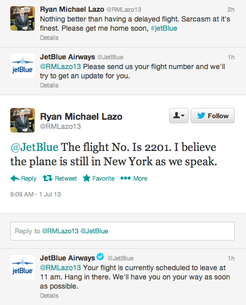 jet-blue -facebook
