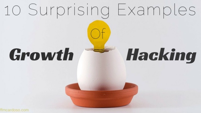 Surprising Growth Hacking