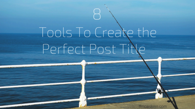 tools to create a perfect post